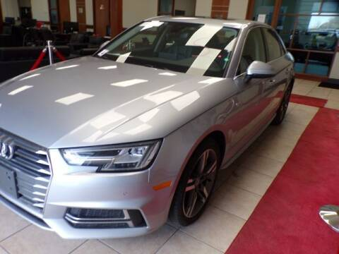 2018 Audi A4 for sale at Adams Auto Group Inc. in Charlotte NC
