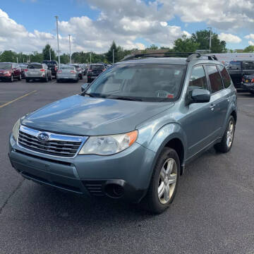 2009 Subaru Forester for sale at American & Import Automotive in Cheektowaga NY