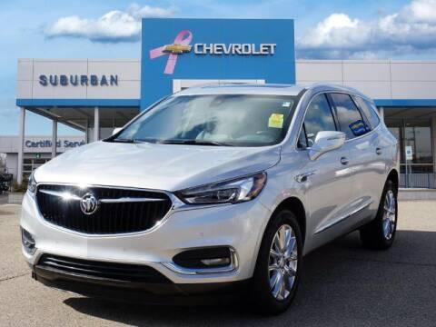 2019 Buick Enclave for sale at Suburban Chevrolet of Ann Arbor in Ann Arbor MI