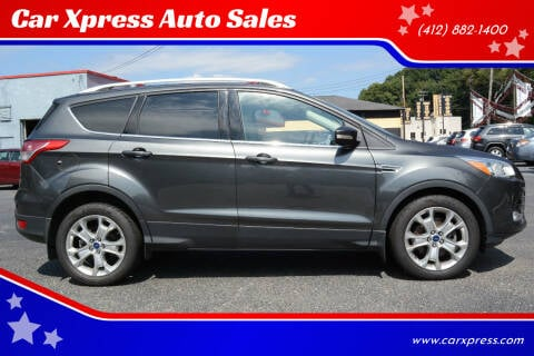2015 Ford Escape for sale at Car Xpress Auto Sales in Pittsburgh PA