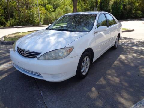 2006 Toyota Camry for sale at ACH AutoHaus in Dallas TX