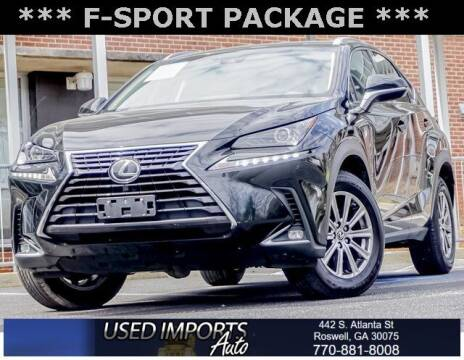 2018 Lexus NX 300 for sale at Used Imports Auto in Roswell GA