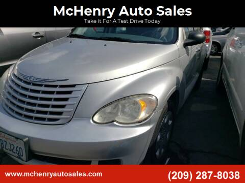 2008 Chrysler PT Cruiser for sale at McHenry Auto Sales in Modesto CA
