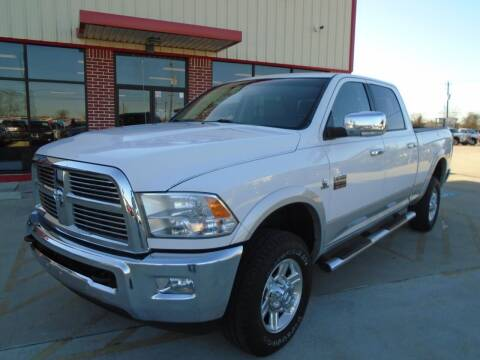 2012 RAM Ram Pickup 2500 for sale at Premier Foreign Domestic Cars in Houston TX