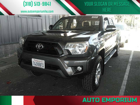 2012 Toyota Tacoma for sale at Auto Emporium in Wilmington CA