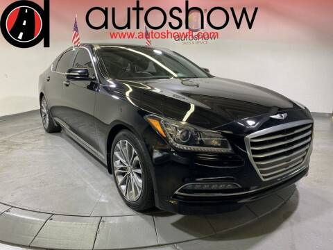 2016 Hyundai Genesis for sale at AUTOSHOW SALES & SERVICE in Plantation FL