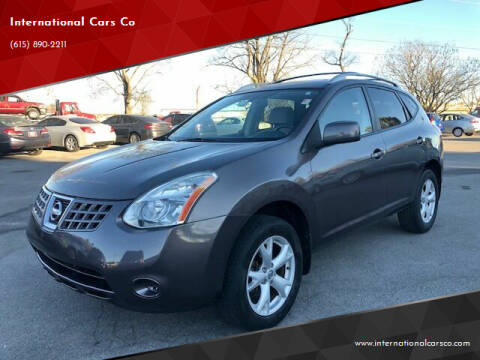 2009 Nissan Rogue for sale at International Cars Co in Murfreesboro TN