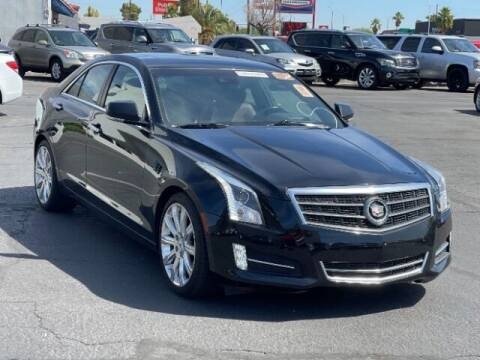 2013 Cadillac ATS for sale at Curry's Cars Powered by Autohouse - Brown & Brown Wholesale in Mesa AZ