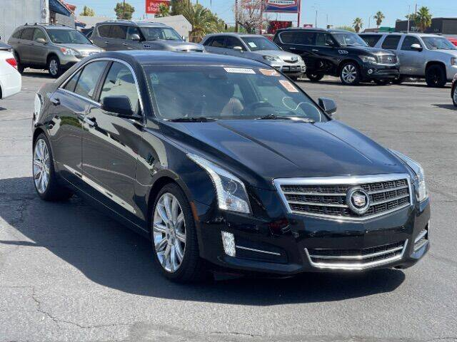 2013 Cadillac ATS for sale at Brown & Brown Auto Center in Mesa AZ