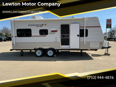 2013 AUTUMN RIDGE STARCRAFT for sale at Lawton Motor Company in Lawton IA