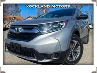 2018 Honda CR-V for sale at Rockland Automall - Rockland Motors in West Nyack NY