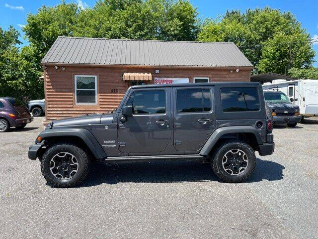 2018 Jeep Wrangler JK Unlimited for sale at Super Cars Direct in Kernersville NC