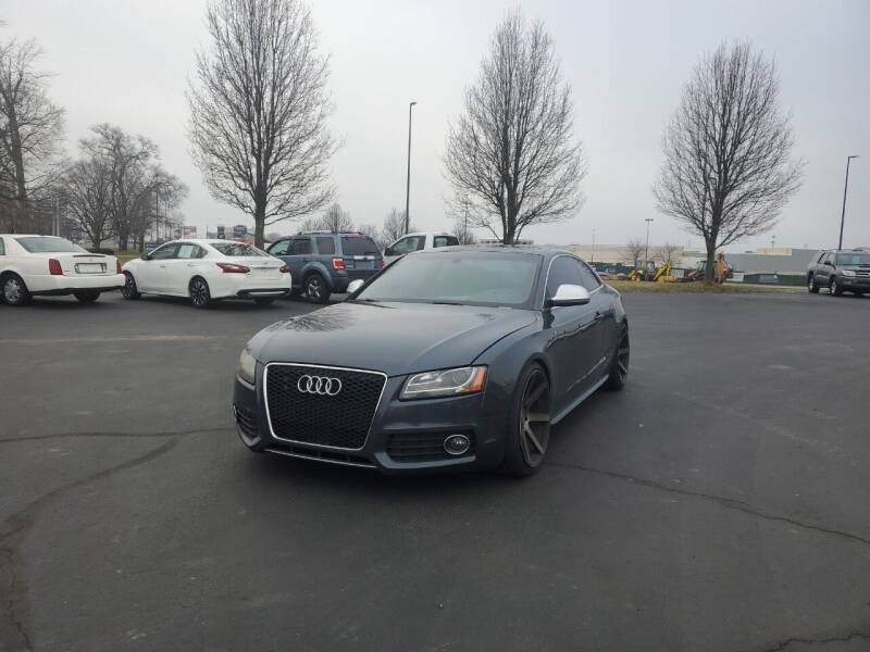 2009 Audi S5 for sale at Boardman Auto Exchange in Youngstown OH