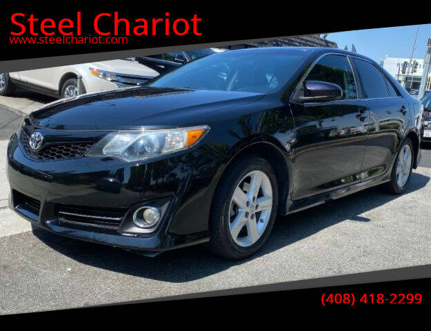 2014 Toyota Camry for sale at Steel Chariot in San Jose CA