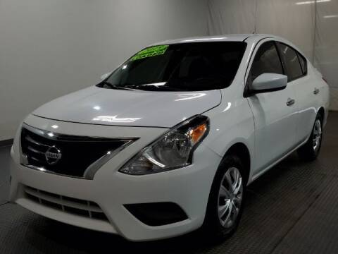 2019 Nissan Versa for sale at NW Automotive Group in Cincinnati OH