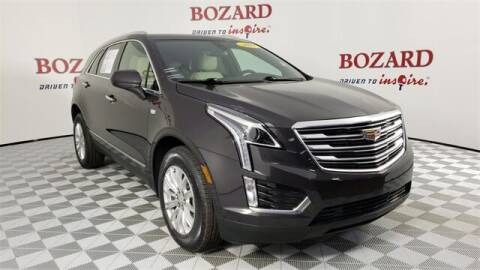 2017 Cadillac XT5 for sale at BOZARD FORD in Saint Augustine FL