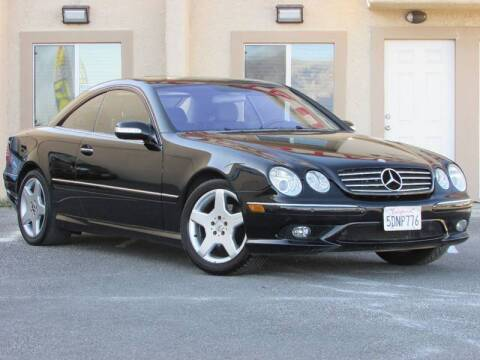 2003 Mercedes-Benz CL-Class for sale at Best Auto Buy in Las Vegas NV