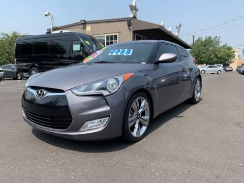 2014 Hyundai Veloster for sale at 5 Star Auto Sales in Modesto CA