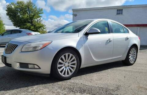 2011 Buick Regal for sale at QUAD CITIES AUTO SALES in Milan IL