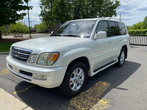 2005 Lexus LX 470 for sale at Advanced Fleet Management in Bloomfield NJ