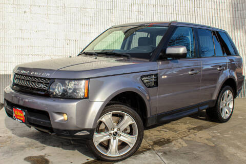 2012 Land Rover Range Rover Sport for sale at ALIC MOTORS in Boise ID