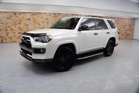 2019 Toyota 4Runner for sale at Jerry's Buick GMC in Weatherford TX