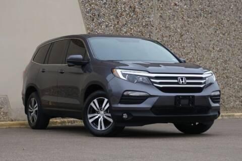 2016 Honda Pilot for sale at Dallas Auto Finance in Dallas TX