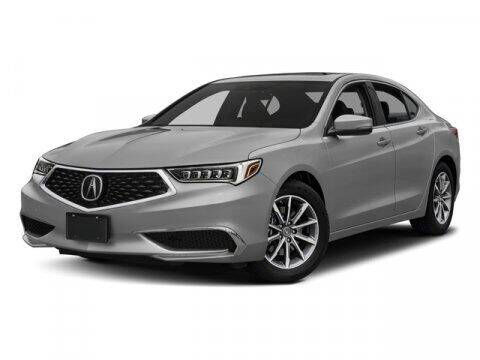 2018 Acura TLX for sale at Choice Motors in Merced CA