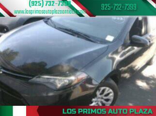 2018 Toyota Corolla for sale at Los Primos Auto Plaza in Antioch CA