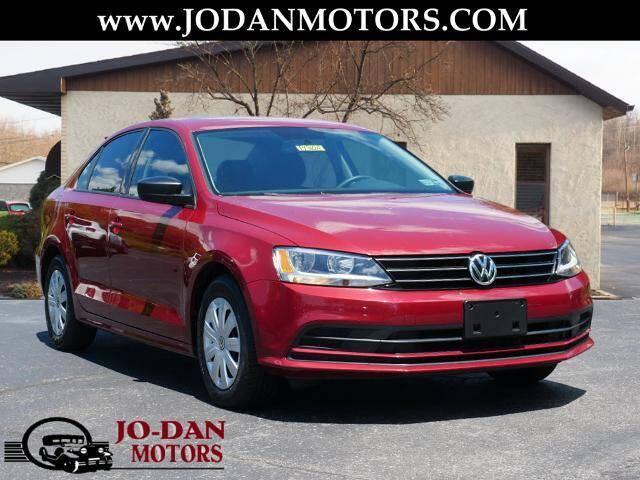 2016 Volkswagen Jetta for sale at Jo-Dan Motors in Plains PA