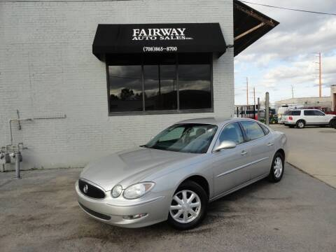 2006 Buick LaCrosse for sale at FAIRWAY AUTO SALES, INC. in Melrose Park IL