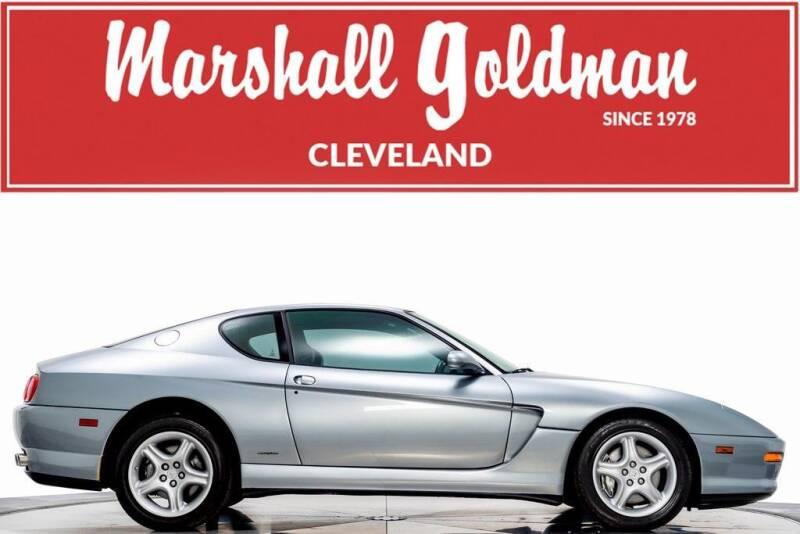 2000 Ferrari 456M for sale in Cleveland, OH