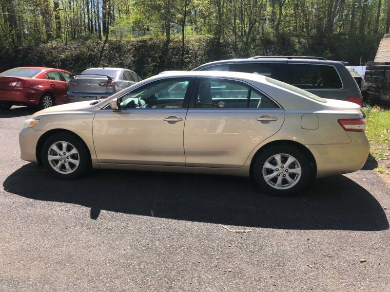 2010 Toyota Camry for sale at 22nd ST Motors in Quakertown PA