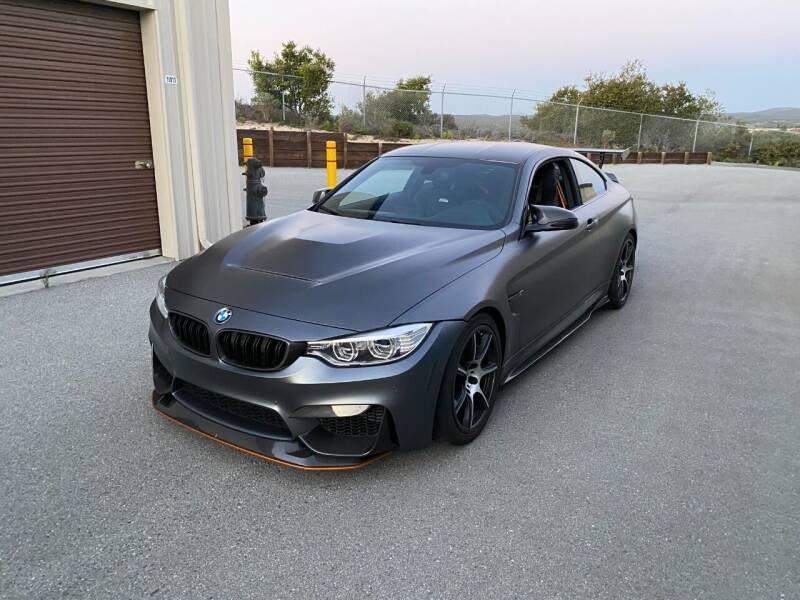 2016 BMW M4 for sale at FALCON AUTO BROKERS LLC in Orlando FL