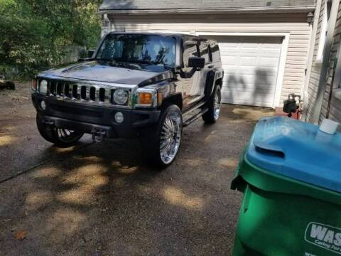 2007 HUMMER H3 for sale at Classic Car Deals in Cadillac MI