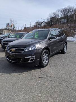 2015 Chevrolet Traverse for sale at WEB NIK Motors in Fitchburg MA