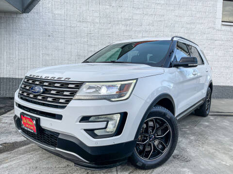2016 Ford Explorer for sale at ALIC MOTORS in Boise ID