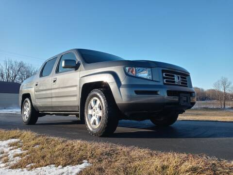 2008 Honda Ridgeline for sale at Sinclair Auto Inc. in Pendleton IN