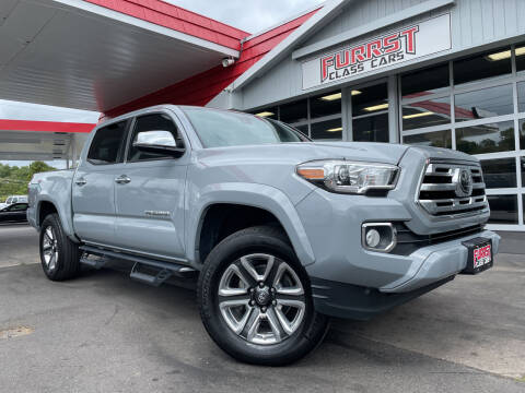 2019 Toyota Tacoma for sale at Furrst Class Cars LLC in Charlotte NC
