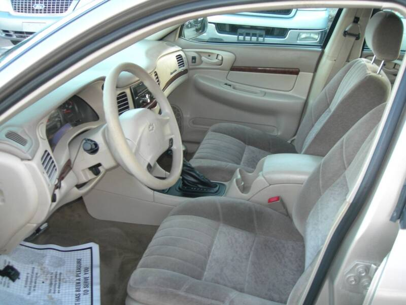 2002 Chevrolet Impala 4dr Sedan - Colorado Springs CO