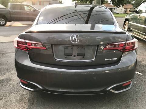 2018 Acura ILX for sale at Tiger Auto Sales in Columbus OH