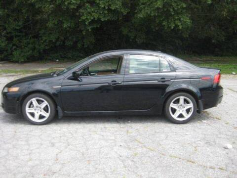 2006 Acura TL for sale at LAKE CITY AUTO SALES in Forest Park GA
