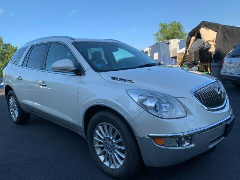 2011 Buick Enclave for sale at TD MOTOR LEASING LLC in Staten Island NY