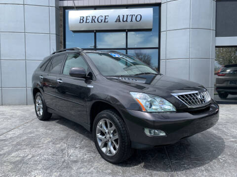 2009 Lexus RX 350 for sale at Berge Auto in Orem UT