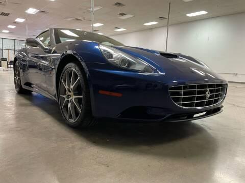 2012 Ferrari California for sale at Boktor Motors in Las Vegas NV