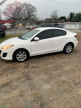 2010 Mazda MAZDA3 for sale at Cutiva Cars in Gastonia NC