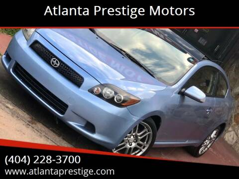 2009 Scion tC for sale at Atlanta Prestige Motors in Decatur GA