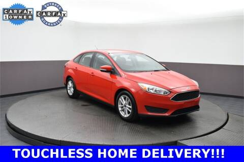2016 Ford Focus for sale at M & I Imports in Highland Park IL