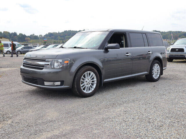 2015 Ford Flex for sale at Terrys Auto Sales in Somerset PA