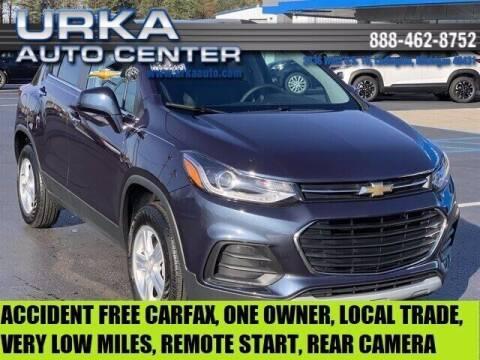 2018 Chevrolet Trax for sale at Urka Auto Center in Ludington MI